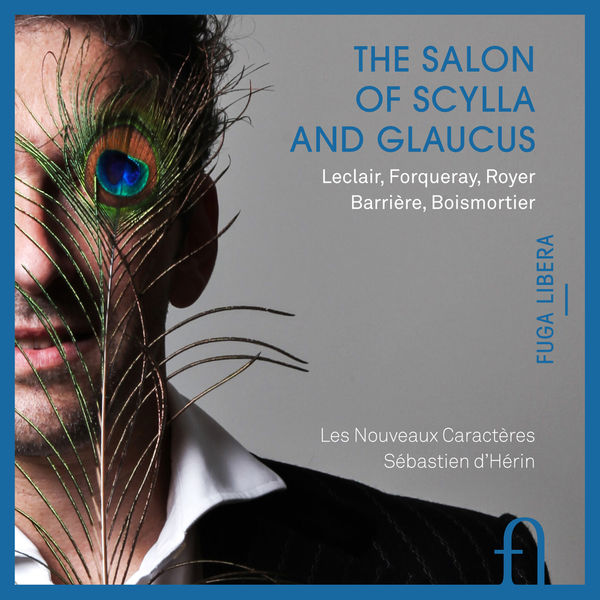 Sébastien d'Hérin - The Salon of Scylla and Glaucus