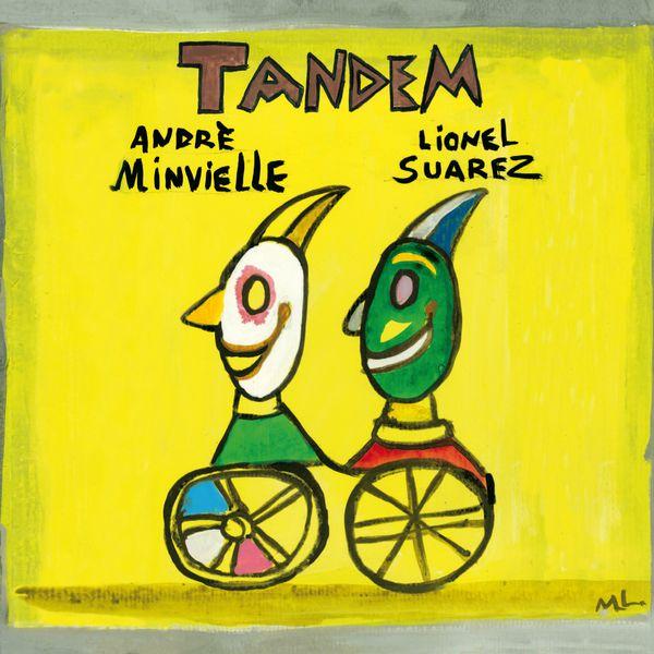 André Minvielle - Tandem