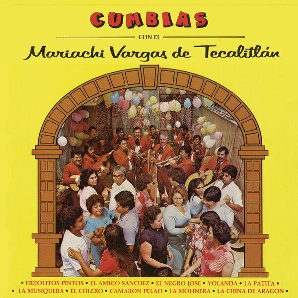 Mariachi Vargas de Tecalitlán - Cumbias Con el Mariachi Vargas de Tecalitlán