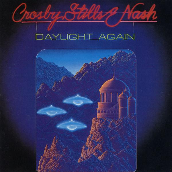 Crosby, Stills & Nash - Daylight Again (Hi-Res Version)