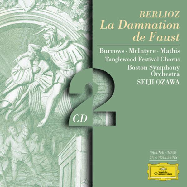 Edith Mathis Berlioz:  La Damnation De Faust, Op. 24