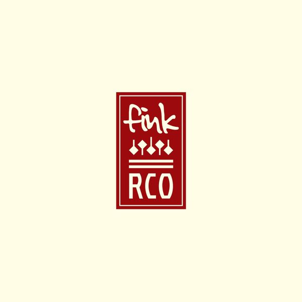 Fink Fink Meets The Royal Concertgebouw Orchestra