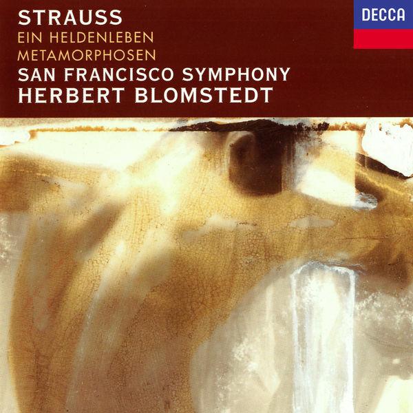 Herbert Blomstedt - Richard Strauss: Ein Heldenleben; Metamorphosen