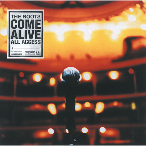 The Roots - The Roots Come Alive