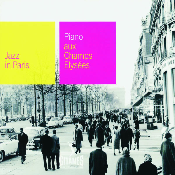 Art Simmons - Piano Aux Champs Elysees