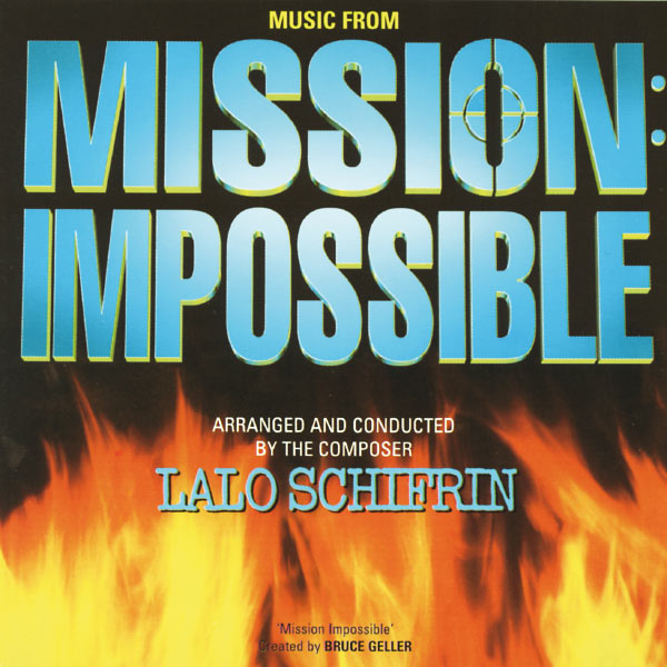 Lalo Schifrin - Music From Mission Impossible