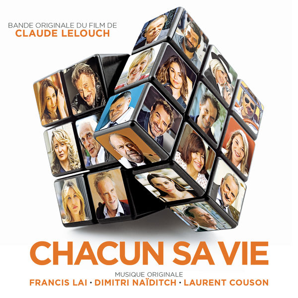 Francis Lai - Chacun sa vie (bande originale)