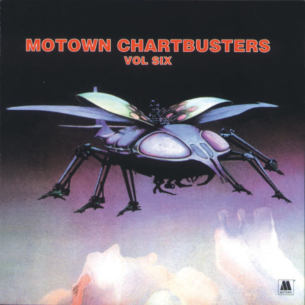 Various Artists - Motown Chartbusters Vol 6