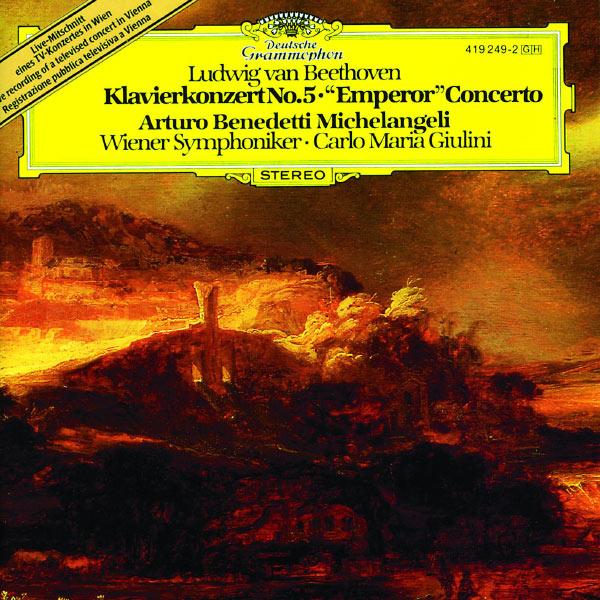 Arturo Benedetti Michelangeli - Beethoven: Piano Concerto No.5
