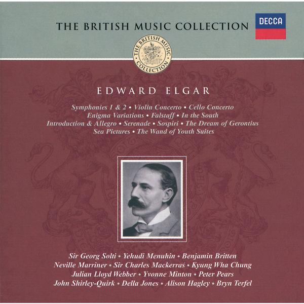 Various Artists - Elgar: Orchestral Works/Dream of Gerontius etc