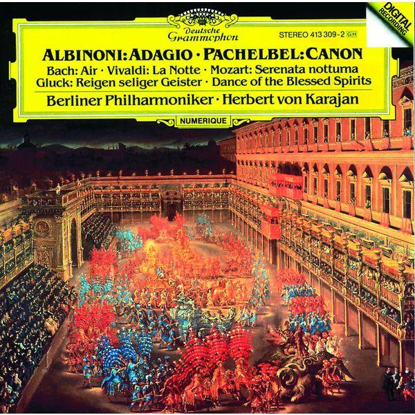 Berliner Philharmoniker - Albinoni: Adagio in G minor / Pachelbel: Canon