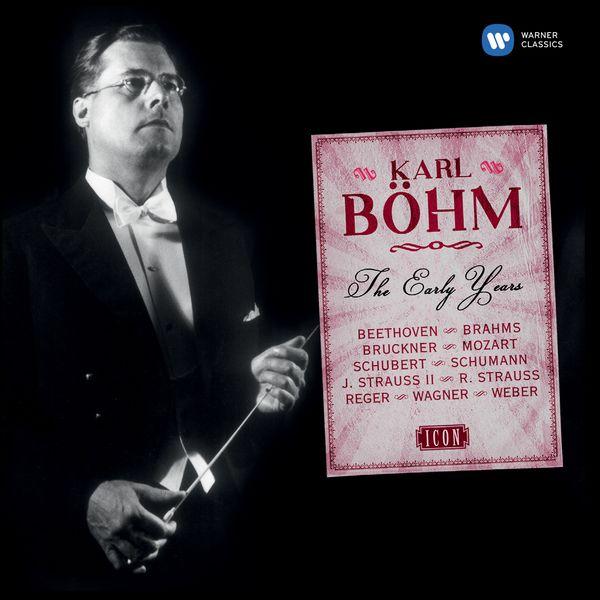 Karl Böhm - Karl Böhm - The Early Years