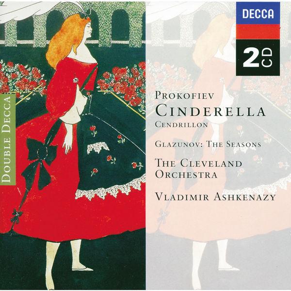 The Cleveland Orchestra|Prokofiev: Cinderella/Glazunov: The Seasons