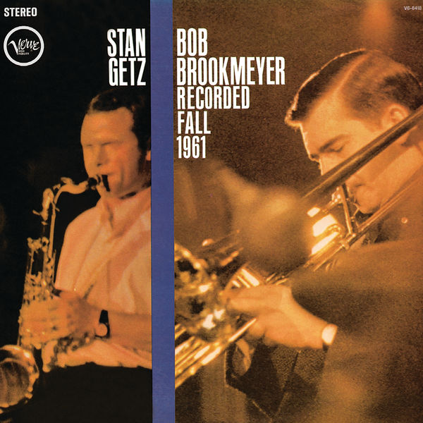 Stan Getz - Recorded Fall '61