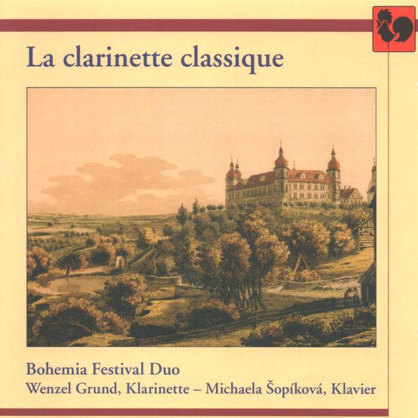 Johann Baptist Vanhal - Johann Baptist Vanhal - François Devienne - Franz Danzi - Mozart: La Clarinette Classique (Clarinet Classic)