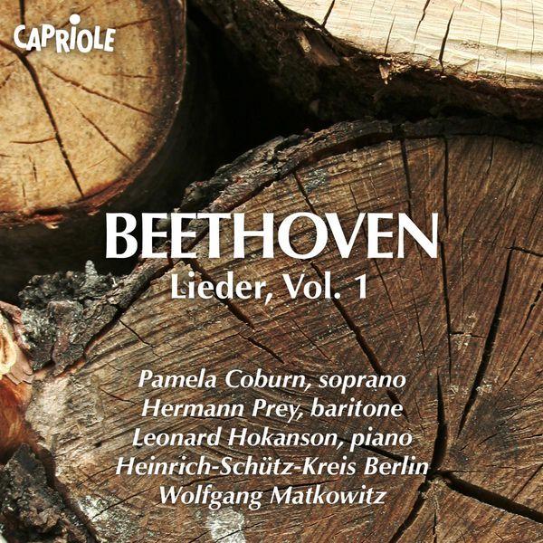 Hermann Prey - Beethoven, L. Van: Lieder, Vol. 1
