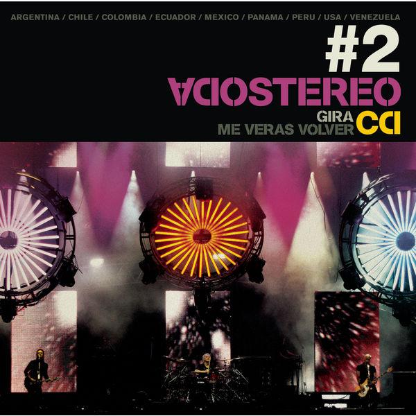 Soda Stereo - Gira Me Verás Volver