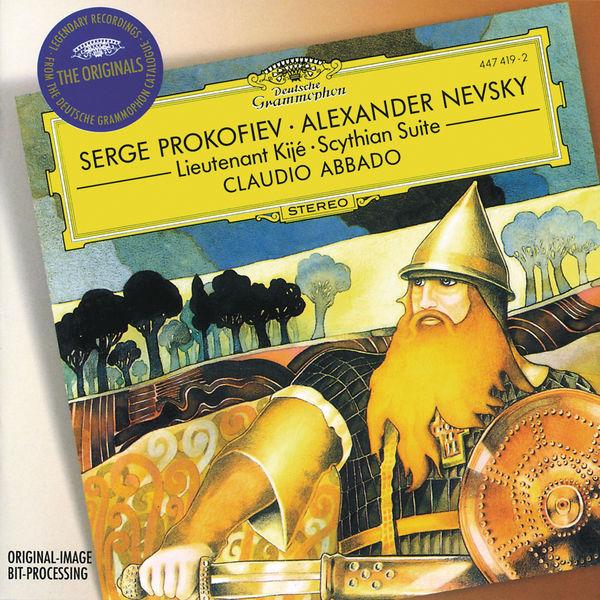 Elena Obraztsova - Prokofiev : Alexander Nevsky, Scythian Suite...