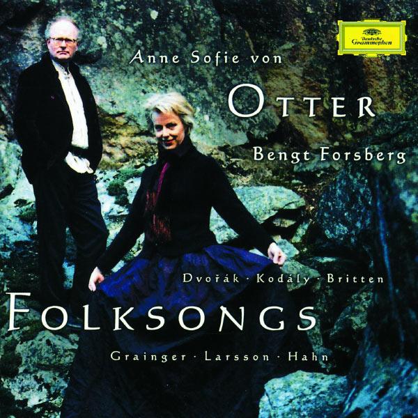 Anne Sofie von Otter - Anne-Sofie von Otter - Folksongs