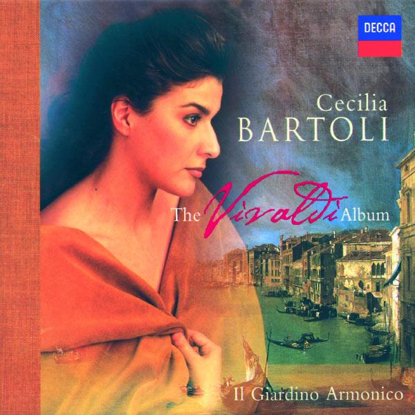 Cecilia Bartoli - Cecilia Bartoli - The Vivaldi Album