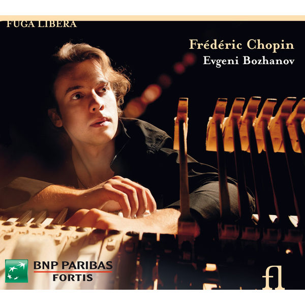 Evgeni Bozhanov - Frédéric Chopin : Œuvres pour piano