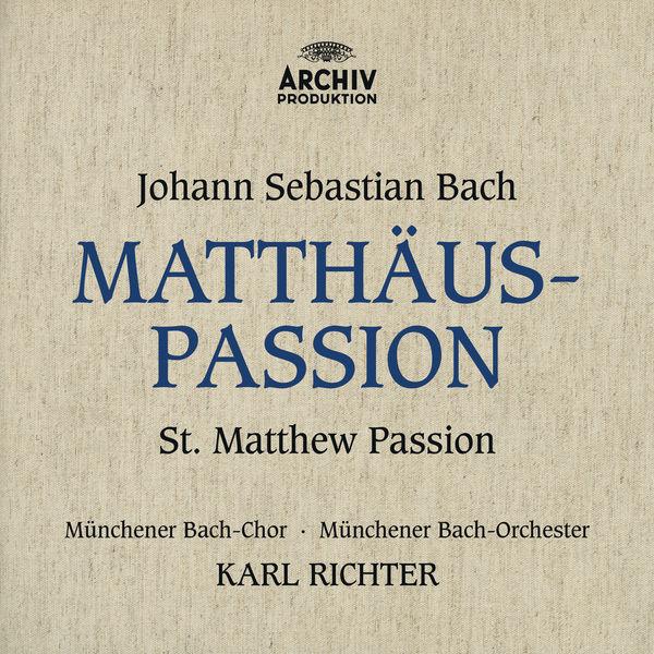 Irmgard Seefried - Bach, J.S.: St. Matthew Passion, BWV 244