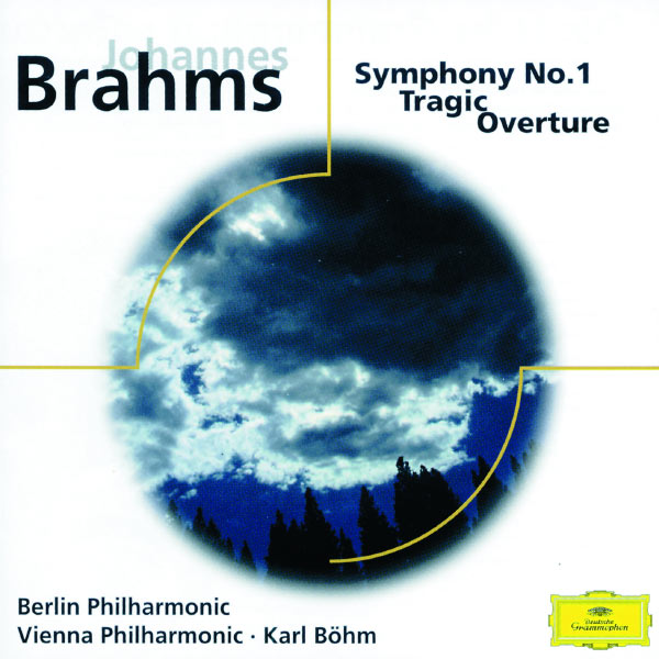 Berliner Philharmoniker - Brahms : Symphony No.1 - Tragic Overture