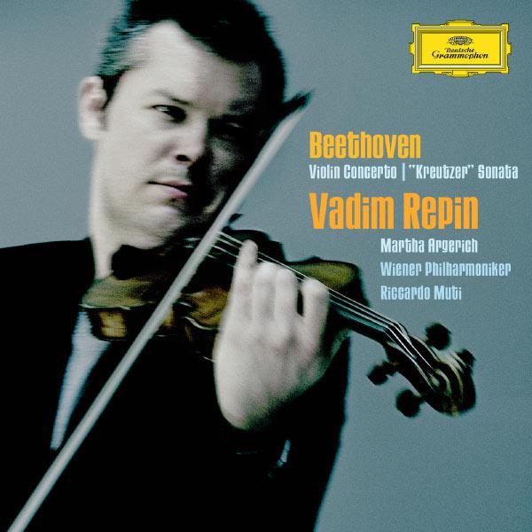 "Vadim Repin - Beethoven: Violin Concerto; ""Kreutzer"" Sonata"