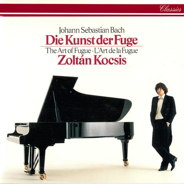 Zoltán Kocsis - Bach, J.S.: The Art Of Fugue