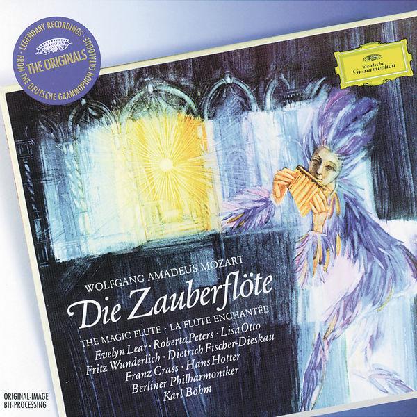 Karl Böhm - Mozart : Die Zauberflöte