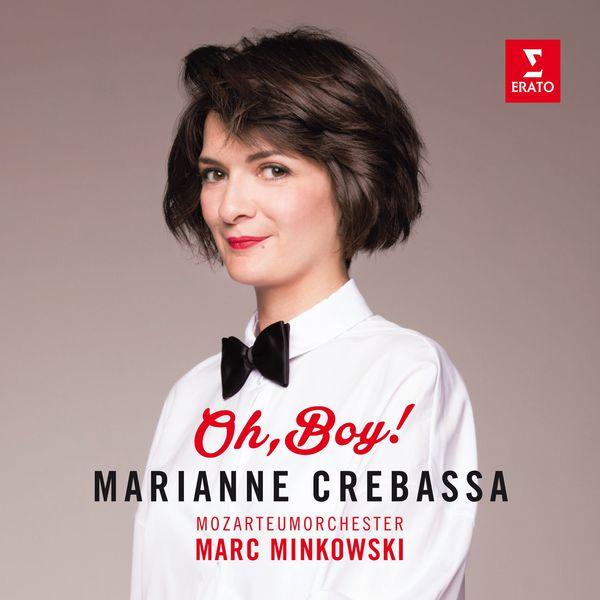 Marianne Crebassa - Oh, Boy !