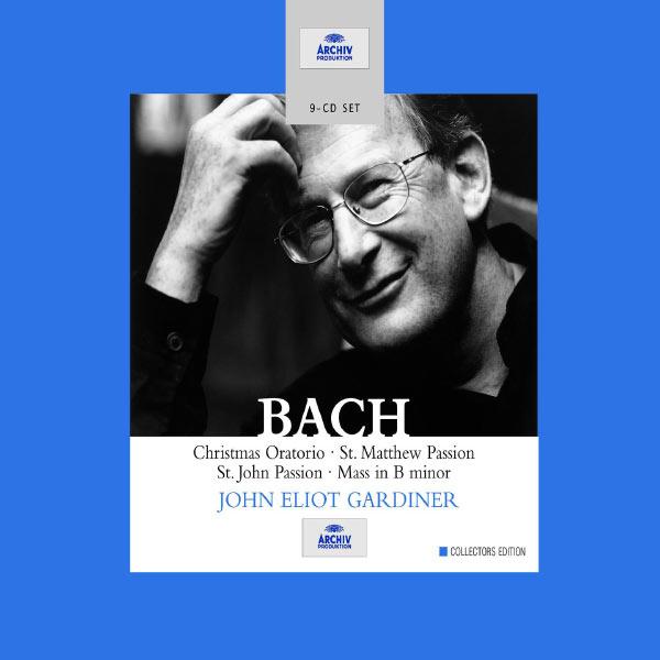 English Baroque Soloists - Bach, J.S.: Christmas Oratorio; St. Matthew Passion; St. John Passion; Mass in B minor