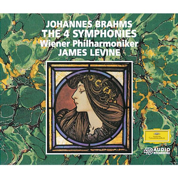 Anne Sofie von Otter - Brahms: Symphonies Nos. 1-4; Alto-Rhapsody; Tragic Overture