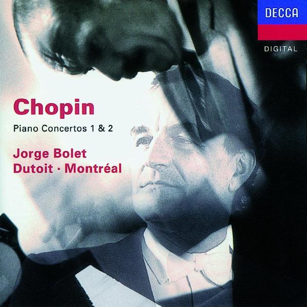 Jorge Bolet - Chopin: Piano Concertos Nos.1 & 2