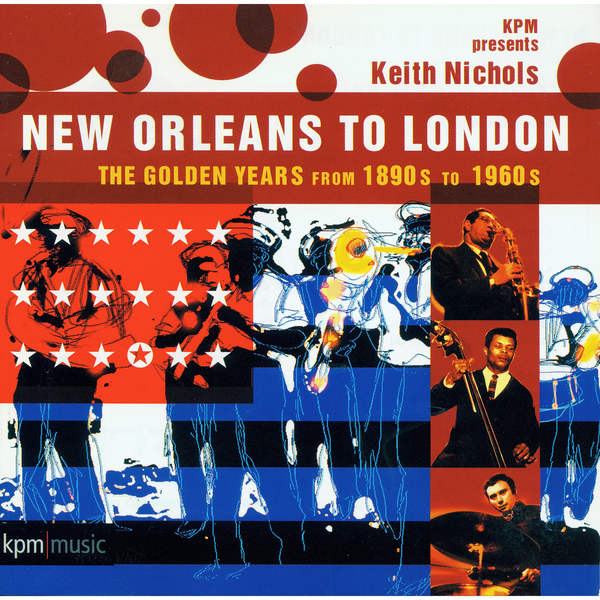 New Orleans to London | Keith Nichols to stream in hi-fi, or