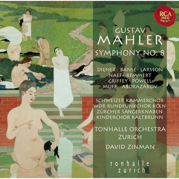 David Zinman - Mahler: Symphony No. 8
