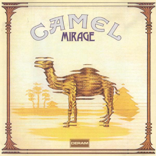 Camel Mirage