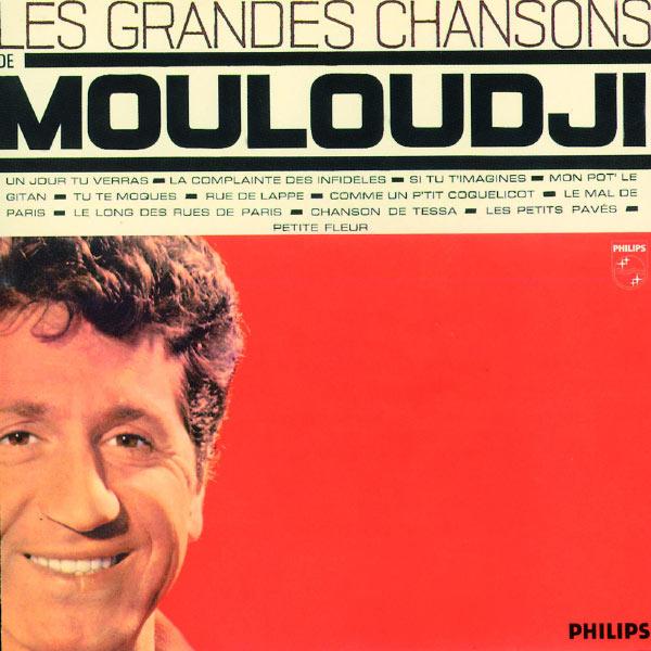 Mouloudji - Les Grandes chansons de Mouloudji
