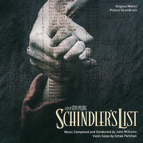 "John Williams - Bande Originale du film ""La Liste de Schindler"" (Schindler's List, de Steven Spielberg, 2011)"