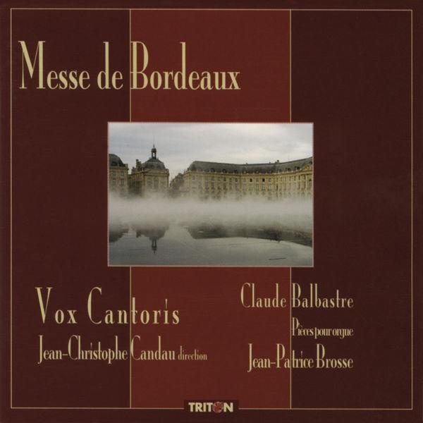 Jean-Patrice Brosse - Messe de Bordeaux