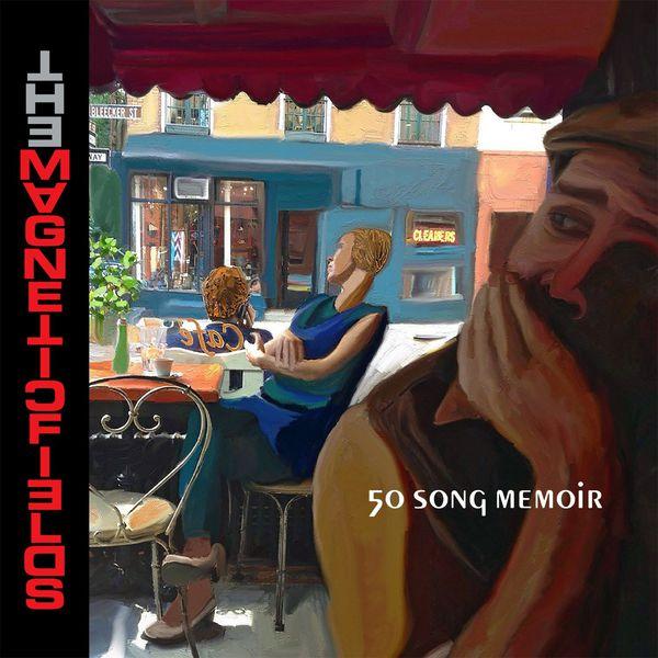 The Magnetic Fields 50 Song Memoir (5CD)