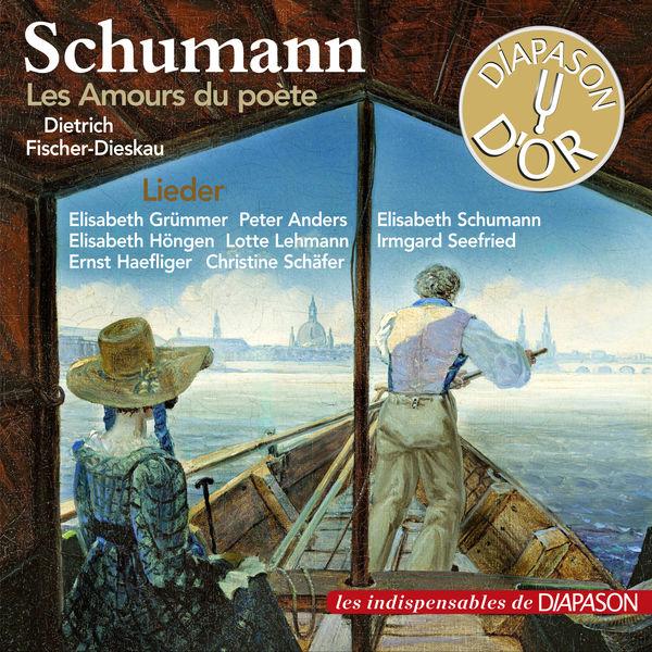 Dietrich Fischer-Dieskau - Schumann : Les Amours du poète (Dichterliebe)