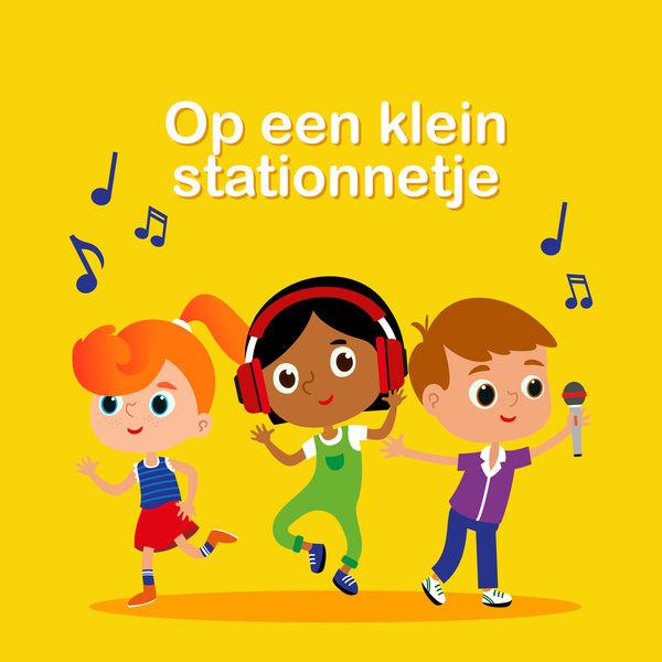 op een klein stationnetje   kinderliedjes om mee te zingen