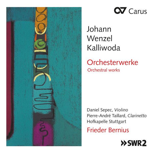 Frieder Bernius - Kalliwoda: Orchestral Works