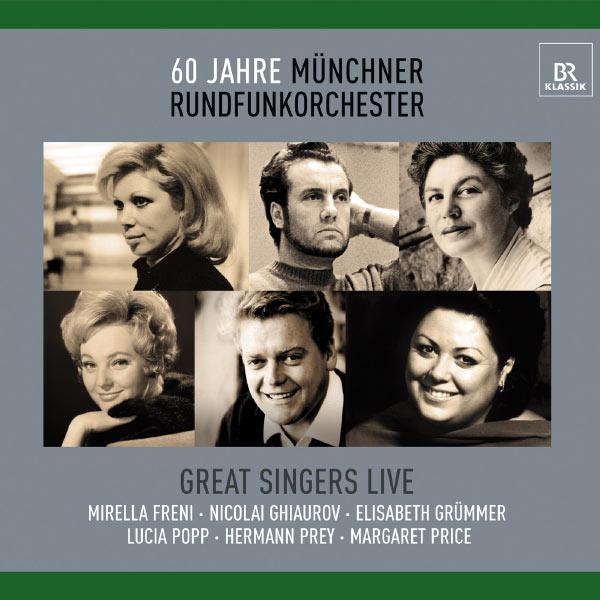 Kurt Peter Eichhorn - Great Singers Live