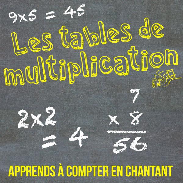 Les tables de multiplication apprends compter en - Tables de multiplication en chantant ...