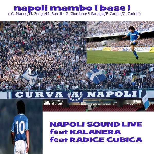 Napoli Mambo (Base - Backing Track) | Napoli Sound Live