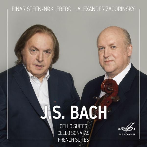 Johann Sebastian Bach - J.S. Bach: Cello Suites, Cello Sonatas, French Suites