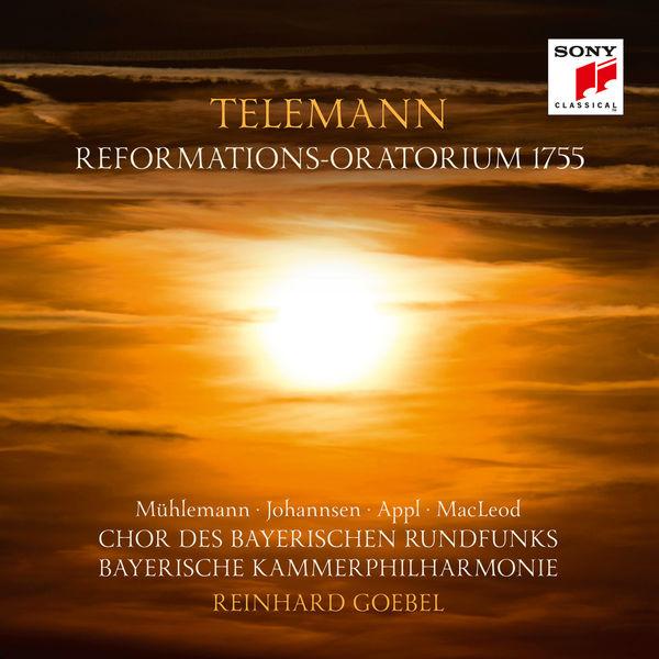 Reinhard Goebel - Telemann: Reformations-Oratorium 1755