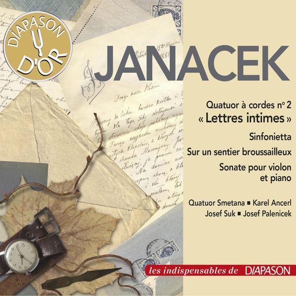 Various Artists - Janáček: Sinfonietta, Lettres intimes, Violin Sonata...